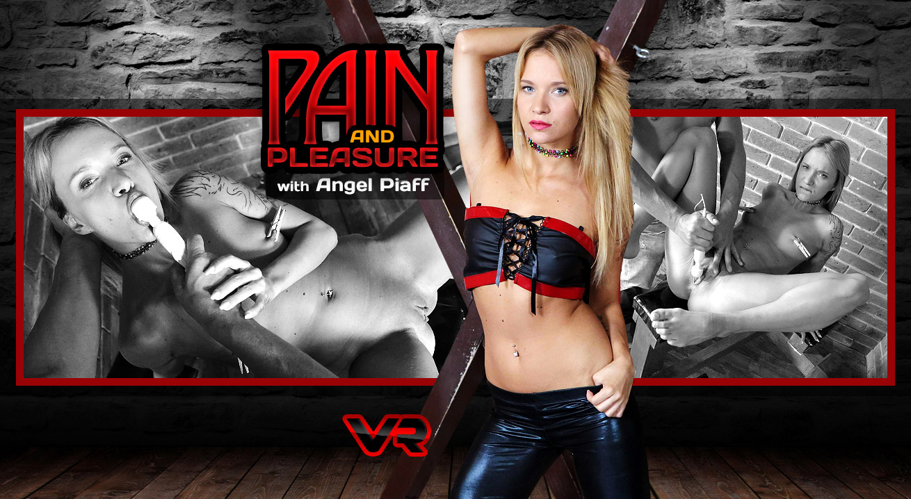 Pain and Pleasure at tmwVRnet